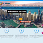amro-llc-website-design